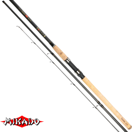 "Удилище штек.""Mikado"" PRINCESS Match 390 (до 30гр.) 3-секц., 307гр."