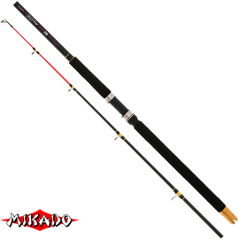 "Спиннинг штекерный ""Mikado"" Cat Fish  3,00 m NEW (до300гр)Carbon(X-wrop)"