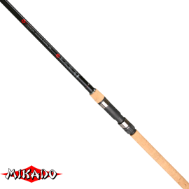 "Удилище штекерн.""Mikado"" ESSENTIAL Medium Feeder 390 ( до 110 гр.) { 5 хлыстиков } Carbon"