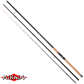 "Удилище штекерн.""Mikado"" GRYPHON Medium Feeder 390 ( до 110 гр.) Carbon"