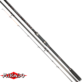"Удилище штекерн.""Mikado""  SAKANA HANTA Medium Feeder 390 ( до 160гр.) Carbon"