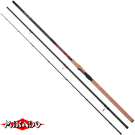 "Удилище штекерн.""Mikado"" SCR HEAVY Feeder 390 ( 100 - 150 гр.) Carbon"