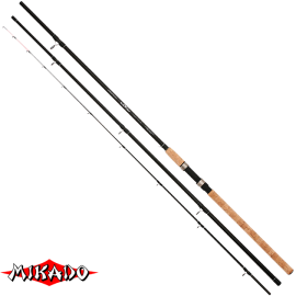 "Удилище штекерн.""Mikado"" SILVER EAGLE HEAVY Feeder 390 ( до 120 гр.) Carbon"