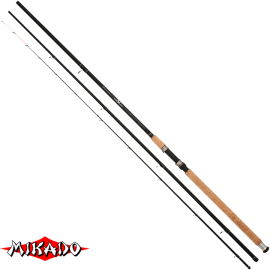 "Удилище штекерн.""Mikado"" SILVER EAGLE Feeder 420 ( до 90 гр.) { 5 хлыстиков } Carbon"