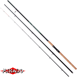 "Удилище штекерн.""Mikado"" VANADIUM Medium MH Feeder 3903 ( до 120 гр.) Carbon MX-9"