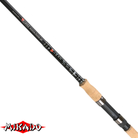 "Удилище штекерн.""Mikado"" ALMAZ Medium Feeder 390 ( до 120 гр.) Carbon"
