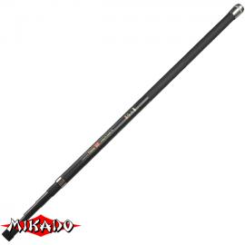 *Ручка для подсачника PRINCESS LANDING NET HANDLE 270 телескопич. Carbon
