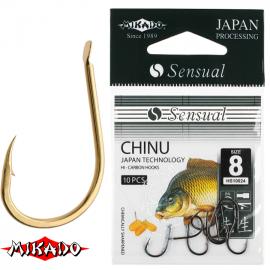 "*Крючки "" Mikado - SENSUAL - CHINU "" (фас.=10уп.)"