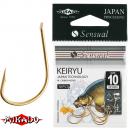 """*Крючки """" Mikado - SENSUAL - KEIRYU """" (фас.=10уп.)"""