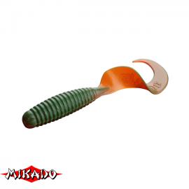 """Твистер """" MIKADO """" 90мм/ 23 (1уп.- 5шт.)"""
