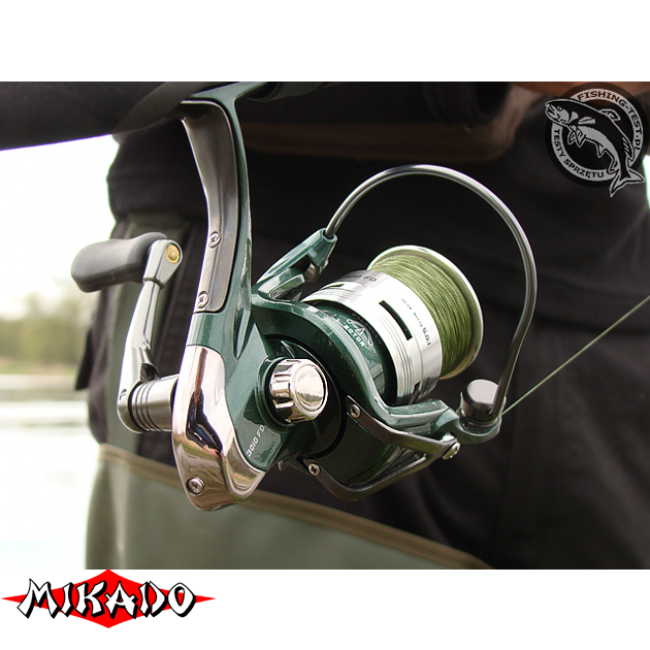 "Катушка рыб.""Mikado"" ABRAMS 3010 FD ( 10 подш.)"