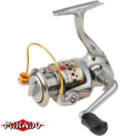 "Катушка рыб.""Mikado"" SHINJU 5004 FD ( 4 подш.)"
