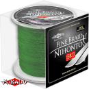 "Плетеный шнур "" Mikado "" NIHONTO FINE BRAID GREEN 0,28 ( 300м ) - 23,40кг"