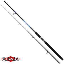 "Спининг ""Mikado""Fan Idea 3,0m(до300гр) штекерный (cтекл.)"