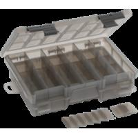"""Коробка рыболова """"Mikado"""" ( 35,5 х 22,5 х 7 см )"""
