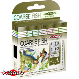 SENSEI COARSE FISH
